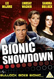 Bionic Showdown: The Six Million Dollar Man and the Bionic Woman (1989) cover