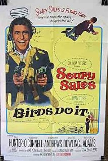 Birds Do It 1966 poster
