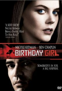 Birthday Girl (2001) cover