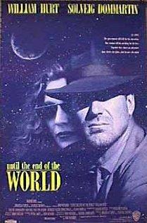 Bis ans Ende der Welt 1991 poster