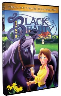 Black Beauty (1995) cover