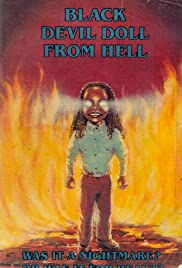 Black Devil Doll from Hell (1984) cover