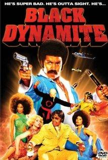 Black Dynamite (2009) cover