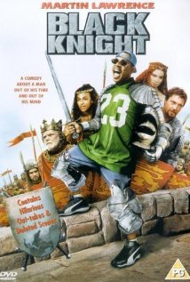 Black Knight (2001) cover