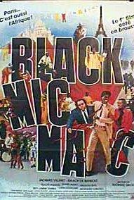 Black Mic Mac 1986 poster