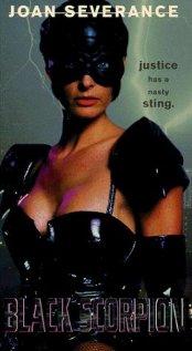 Black Scorpion (1995) cover