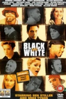 Black and White (1999) cover