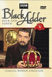 Blackadder Back & Forth (1999) cover