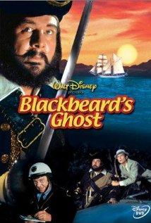 Blackbeard's Ghost (1968) cover