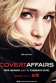 Covert Affairs (2010) cover