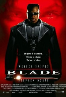 Blade (1998) cover