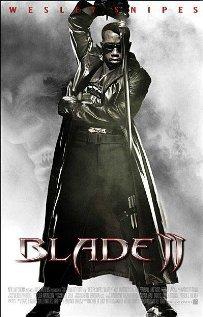 Blade II (2002) cover