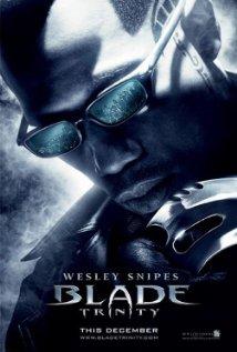 Blade: Trinity (2004) cover