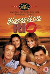 Blame It on Rio (1984) cover