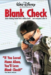 Blank Check (1994) cover