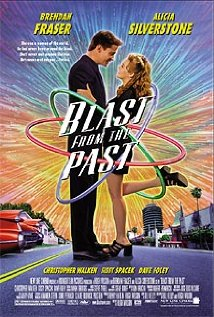 Blast from the Past (1999) cover