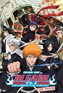 Bleach: Memories of Nobody (2006) cover