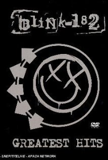 Blink 182: Greatest Hits 2005 poster