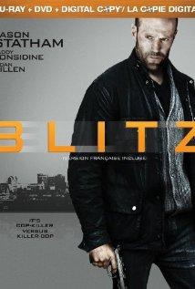 Blitz (2011) cover