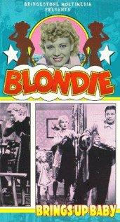 Blondie Brings Up Baby (1939) cover