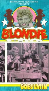 Blondie Goes Latin (1941) cover