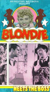Blondie Meets the Boss 1939 poster