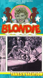 Blondie Takes a Vacation (1939) cover