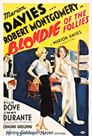 Blondie of the Follies (1932) cover