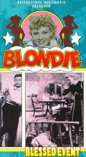 Blondie's Blessed Event (1942) cover