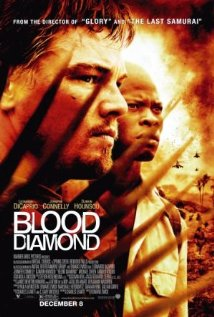 Blood Diamond 2006 poster