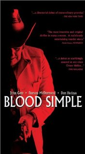 Blood Simple. (1984) cover