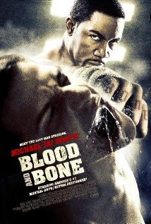 Blood and Bone (2009) cover