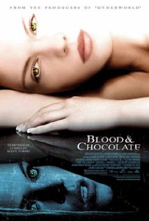 Blood and Chocolate (2007) cover