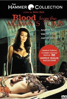 Blood from the Mummy's Tomb (1971) cover