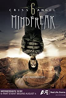 Criss Angel Mindfreak (2005) cover