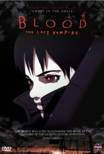 Blood: The Last Vampire (2000) cover