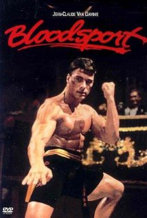 Bloodsport (1988) cover