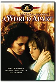 A World Apart (1987) cover