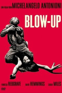 Blowup (1966) cover
