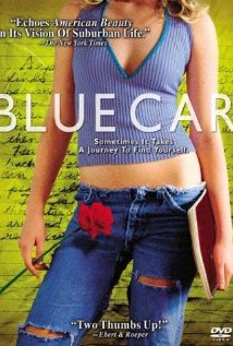 Blue Car 2002 poster