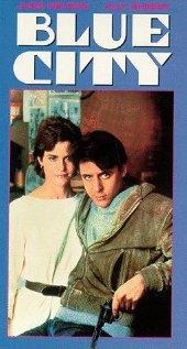 Blue City (1986) cover