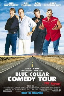 Blue Collar Comedy Tour: The Movie (2003) cover