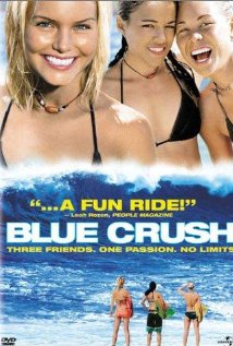 Blue Crush (2002) cover
