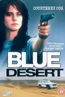 Blue Desert (1991) cover