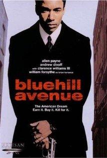 Blue Hill Avenue (2001) cover