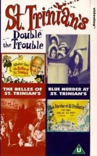 Blue Murder at St. Trinian's (1957) cover
