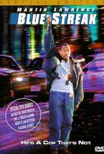 Blue Streak (1999) cover