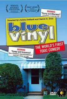 Blue Vinyl (2002) cover