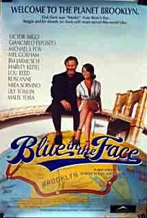 Blue in the Face (1995) cover