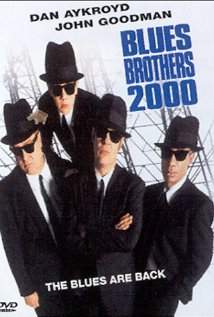 Blues Brothers 2000 1998 poster